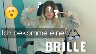 OMG ich bekomme eine BRILLE 😮👓 | BibisBeautyPalace