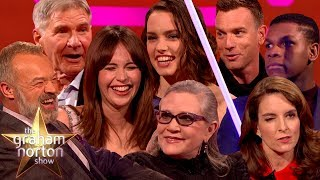STAR WARS: THE NORTON AWAKENS | Best of Star Wars on The Graham Norton Show