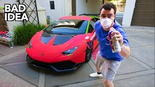 HOW TO PLASTIDIP YOUR CAR *Don