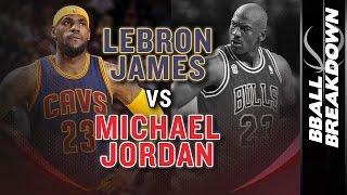 LeBron James vs. Michael Jordan: WHO IS THE GREATEST?