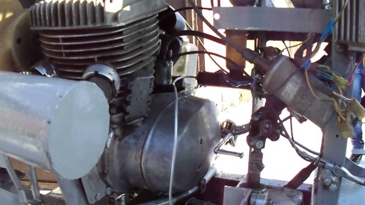 Самодельные минитракторы с двигателем иж-планета