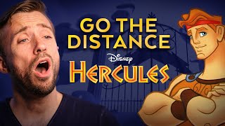 """Peter Hollens - Go the Distance (From """"Hercules"""")"""