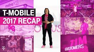 T-Mobile Channel Trailer: 2017 Recap   T-Mobile