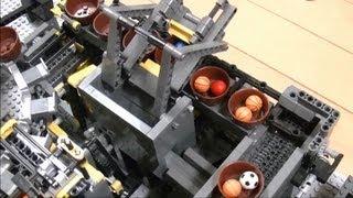 Die größte Lego-Maschine der Welt