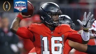 J.T. Barrett On Playing In First Playoff Game   Fiesta Bowl Preview