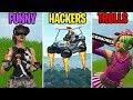 FLYING ATKS? FUNNY vs HACKERS vs TROLLS!...