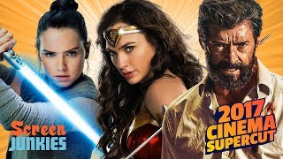 The Year In Movies: 2017 Cinema Supercut