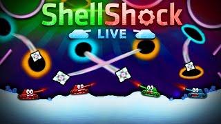 Der beste PORTAL Shot? | Shellshock Live