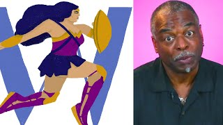 Levar Burton Reads The Alphabet For Adults