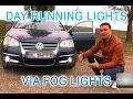 OEM Day running lights via fog lights wi...mp3