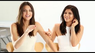 Top 12 Cutest Kendall & Kylie Jenner Sister Moments!