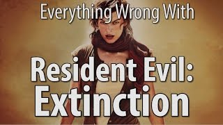 Everything Wrong With Resident Evil: Extinction