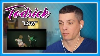 Todrick Hall Reaction | Low (feat. RuPaul)