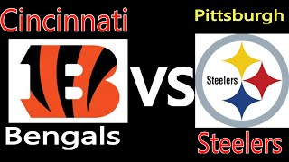Steelers win game after crazy last 2 minutes!
