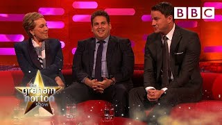 Julie Andrews and Channing Tatum compare nude scenes - The Graham Norton Show: Episode 8 - BBC One
