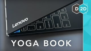 Lenovo Yoga Book Review - Who is This For?!