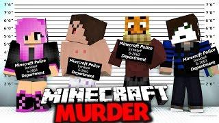 ER HAT UNS ALLE VERARSCHT! ✪ Minecraft MURDER mit Zombey & GermanLetsPlay