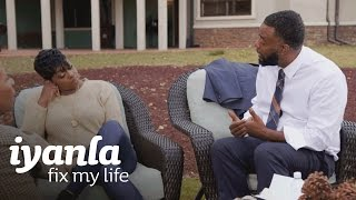 Neffeteria and Shelby Clash over Past Violence in Their Marriage   Iyanla: Fix My Life   OWN
