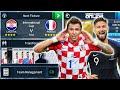 France 🇫🇷 Vs 🇭🇷 Croatia Worl...