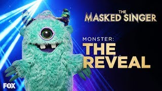 The Monster Is Revealed | Season 1 Ep. 10 | THE MASKED SINGER