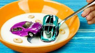 11 Amazing Toy Hacks For Boys / Hot Wheels Life Hacks