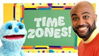 Bicoastal Time Zone Lesson