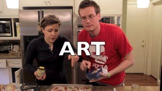 My Drunk Kitchen: Pizza John Green
