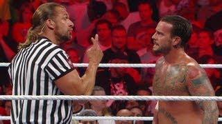 John Cena vs. CM Punk: SummerSlam 2011
