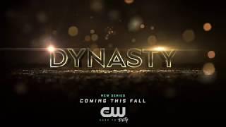 Dynasty First Look CW Trailer