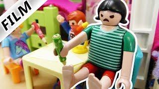 Playmobil Film Deutsch - FIESE LISA & HANNAH BESTE FREUNDE?! JULIAN SCHIEBT PANIK!  Familie Vogel