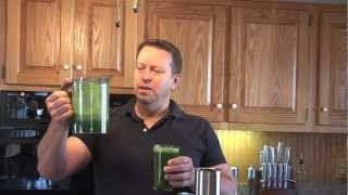 Green Juicing - Fat Sick and Nearly Dead Recipe - Feed The Soul