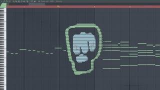 What PewdiePie Sounds Like - MIDI Art