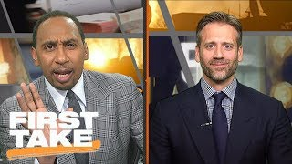 Stephen A. calls out Max for losing faith in Yankees | First Take | ESPN