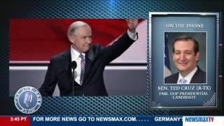 Ted Cruz: Jeff Sessions helped put a KKK clansman on death row