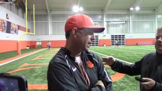 TigerNet.com - Dabo March 6 part one