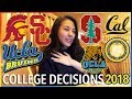 😱COLLEGE DECISION REACTIONS 2018: Sta...mp3