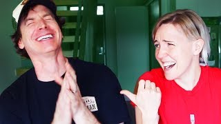What Introverts Do In An Extroverts World? (#TUNESDAY! Ft. Rob Huebel!)