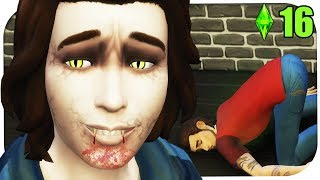 Neue VAMPIRKRÄFTE & Arbeitslose Menschen im Keller! ☆ Sims 4