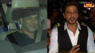 Shahrukh Khan Attends Salman Khan