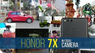 Honor 7X: In-depth look at the camera [Featured]