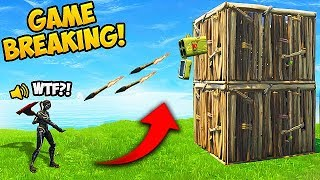 *NEW* GAME BREAKING EXPLOIT! - Fortnite Funny Fails and WTF Moments! #353