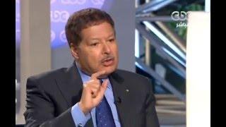 لقاء الدكتور أحمد زويل مع مجدي الجلاد على قناة الـ CBC