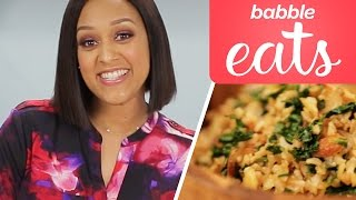 Tia Mowry-Hardrict Fried Rice Recipe | Babble
