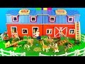 Farm Animal Toys for Kids | Pets - Puppy...mp3