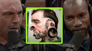 When Body Modification Goes Too Far...