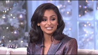 FULL INTERVIEW - Part 2: Nazanin Mandi on Her Wedding with Miguel