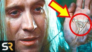 10 Important Details You Totally Missed In The Harry Potter Movies