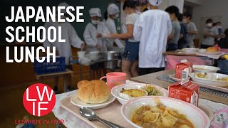 Kyushoku: The Making of a Japanese School Lunch