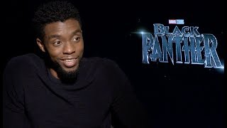 Black Panther Chadwick Boseman Explains his Character T