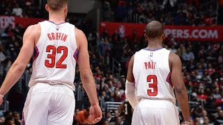 NBA 1-2 Punches: Griffin and Paul, Malone and Stockton